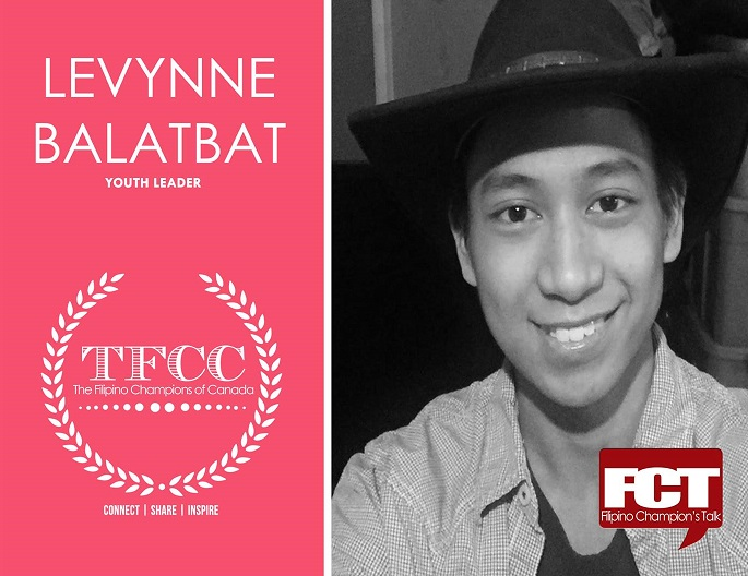 Former CBFY Youth Selected as Keynote Speaker for Filipino Champions Talk