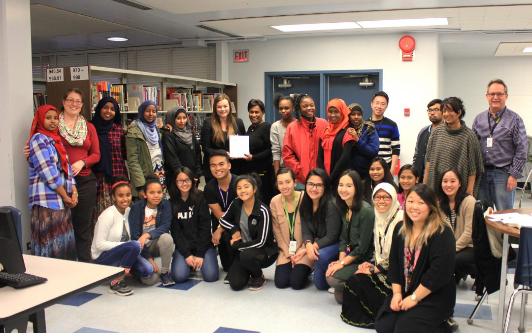 Ted Rogers Fund Visits CBFY