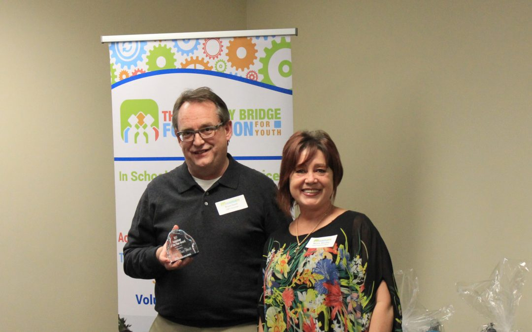 CBFY Celebrates our 2nd Volunteer Recognition Event
