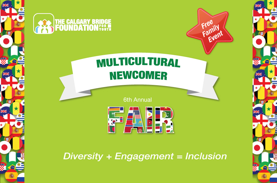 You are invited to the Multicultural Newcomer Fair