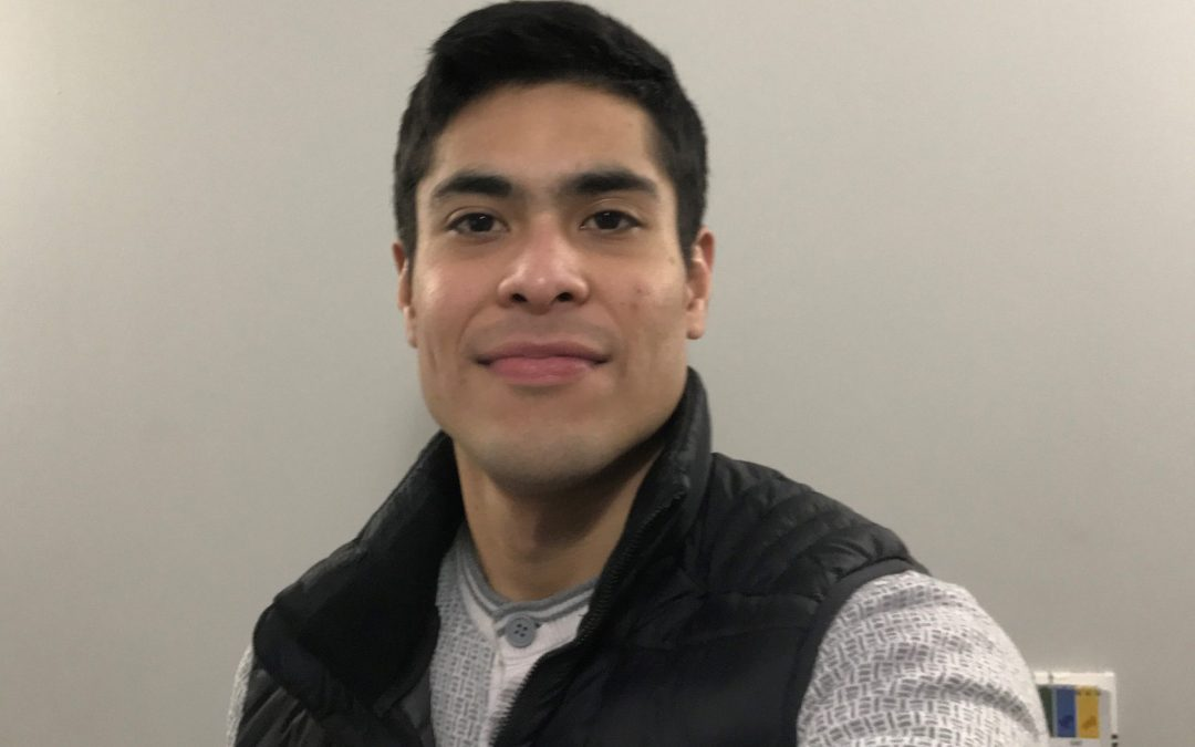 Alejandro Rios Avila – Volunteer of the Month – February